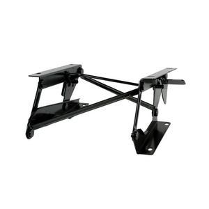 Rugged Ridge 13201.01 Seat Riser Fits 76-95 CJ5 CJ7 Scrambler Wrangler (YJ)