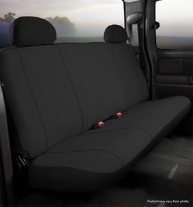 Fia SP82-40 BLACK Seat Protector Custom Seat Cover