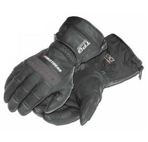 Firstgear TPG Cold Riding Gloves (Black, X-Small)