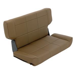 Smittybilt 41517 Fold And Tumble Seat Fits 97-06 TJ Wrangler