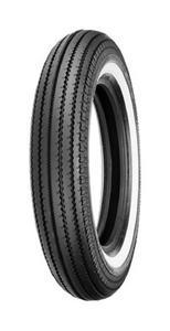 Shinko 87-4116 240 Classic Front Tire - 100/90-19 W/W