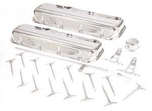Mr. Gasket 9840 Chrome Dress-Up Kit