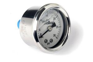 Holley Performance 26-505 Mechanical Fuel Pressure Gauge