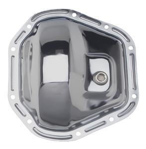 Trans-Dapt Performance DANA 60 (10 Bolt), Complete Chrome Differential Cover Kit