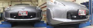 Blue Ox BX1850 Tow Bar Base Plate Fits 13-18 370Z