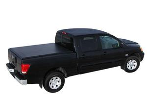 """Access Cover 23239 Limited Edition Roll-Up Cover Fits Titan Titan XD 98.5 """" Bed"""