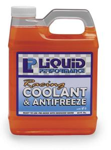 Liquid Performance Racing 17 Racing Coolant and Anti-Freeze - 128oz.