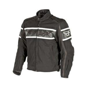 Fly Racing Fifty5 Jacket (Black, Small)