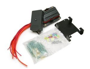 Painless Wiring 30004 20-Fuse Waterproof Fuse Block Kit