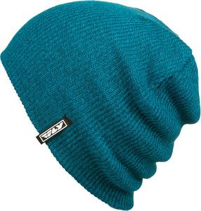 Fly Racing Adult Beanie Hat Supy-X Blue