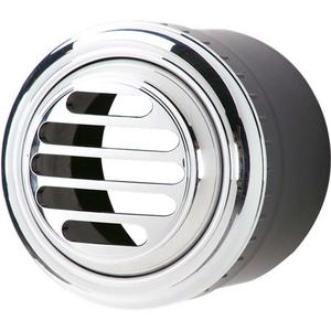 BILLET SPECIALTIES Slotted 2-1/2 in Polished Air Conditioning Vent P/N 38320