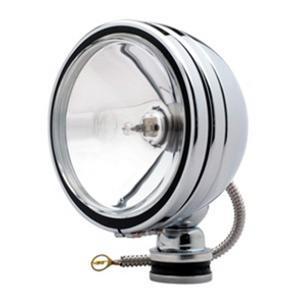 KC HiLites 1237 Daylighter Long Range Light w/Shock Mount Housing