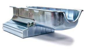 CHAMP PANS Small Block Chevy 7 qt Claimer Pan Engine Oil Pan P/N CP57