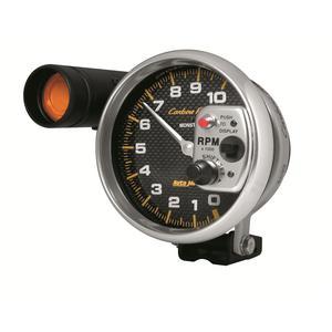 AutoMeter 4899 Carbon Fiber Pedestal Mount Tachometer