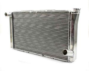 HOWE 28-3/8 in W x 16-1/4 in H x 3 in D Aluminum Radiator P/N 342AA