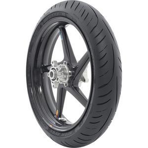 Avon Tyres 90000020781 Storm 3D X-M AV66 Rear Tire - 190/55ZR17