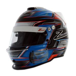 ZAMP XX-Large Multi Color Graphic RZ-42 Helmet P/N H743C24XXL