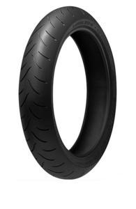 Bridgestone 003044 Battlax BT-016 Pro Hypersport Rear Tire - 190/50ZR-17