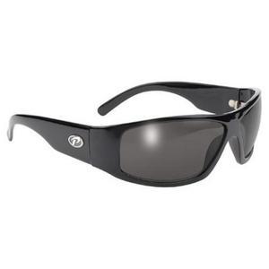 Pacific Coast Sunglasses Titan Sunglasses Black / Gradient Lens (Black, OSFM)