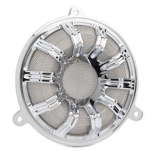 Arlen Ness Chrome 10-Gauge Forged Billet Speaker Grill 03-905