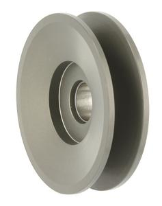 Powermaster 181 V-Belt Pulley Billet Aluminum 2.80 in. Dia.
