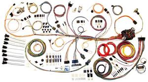 American Autowire Wiring System GTO 1964-67 Kit P/N 510188