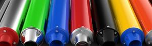 HMF Performance Series Slip On Muffler Exhaust For Kawasaki 26263606071