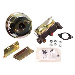 SSBC Performance Brakes A28143 7 in. Dual Diaphragm Booster/Master Cylinder