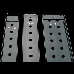 CMP 7105 Steel Loading Ramp - 72in. L x 10in. W