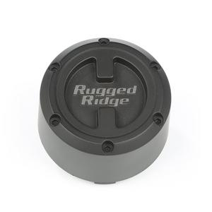 Rugged Ridge 15201.55 XHD Wheel Center Cap Fits 07-18 Wrangler (JK)