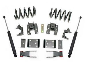 MaxTrac Suspension K331324-6 Lowering Kit Fits 07-13 Sierra 1500 Silverado 1500