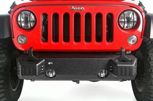 Rugged Ridge 11540.28 Front Bumper Cover Fits 07-18 Wrangler (JK)