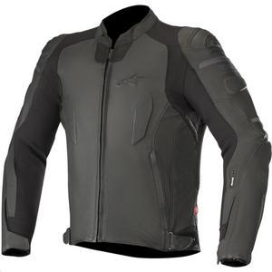 Alpinestars Specter Leather Jacket (Black, 38)