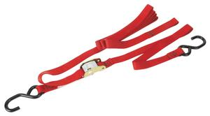 Ancra 408888-25 13ft. Tie Down - Red