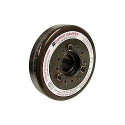 ATI PERFORMANCE Int Bal 6.325 in Super Damper Harmonic Balancer GM LS P/N 917776