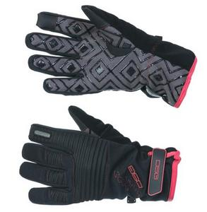 DSG Versa Style Womens Gloves Watermelon (Black, Small)