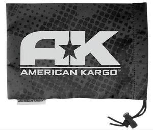 American Kargo 3512-0167 Goggle Cinch - Black