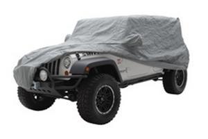 Smittybilt 830 Jeep Cover Fits 07-18 Wrangler (JK)