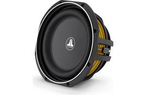 "JL Audio 10TW1-4 10"" Car Subwoofer Low Profile Thin Speaker 600W Max 4-Ohm TW1"