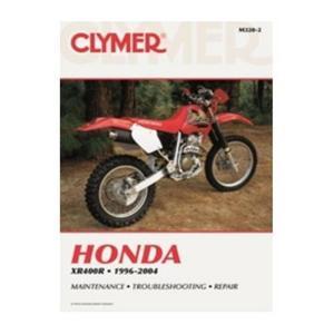 Clymer CM320-2 Repair Manual
