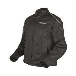 Fly Racing CoolPro II Ladies Mesh Jacket (Black, 1W)
