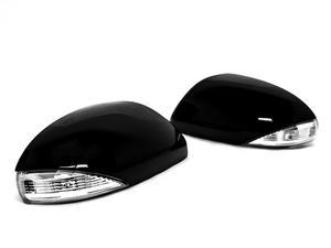 09-13 Mazda 3 Black Mirror Cap with LED Turn Signal Mazdaspeed 3 JDM