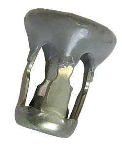 Coated Jack Nut M6-1.0 w/Sealer