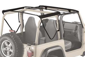 Bestop Factory Style Bow Kit 97-06 Jeep Wrangler TJ 55002-01