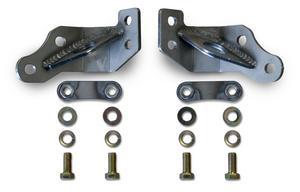 Poison Spyder 14-61-710 Rear Bumper Brace Kit Fits 97-06 TJ Wrangler
