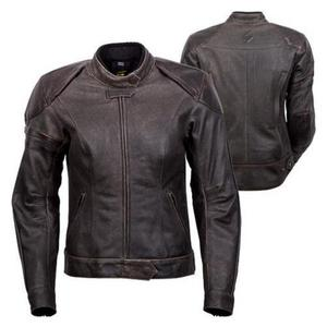 Scorpion Catalina Womens Leather Jacket (Brown, XX-Large)
