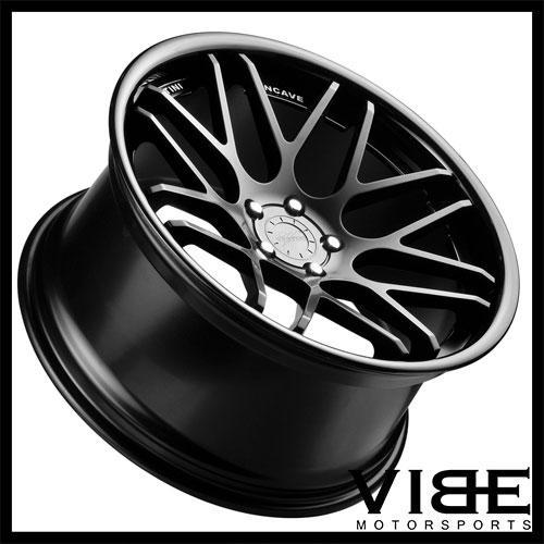20 Vertini Magic Black Concave Wheels Rims Fits Bmw E60 M5 Sold By