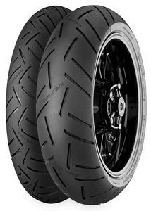 Continental 02444270000 Conti Sport Attack 3 Front Tire - 110/70-17