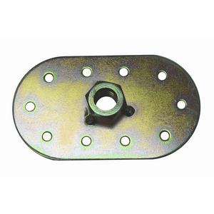 Omix-Ada 13202.06 Seat Belt Mount Fits 04-06 Wrangler (LJ)
