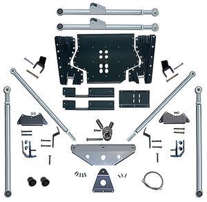 Rubicon Express RE7531 Tri-Link Upgrade Kit Fits 03-06 Wrangler (TJ)